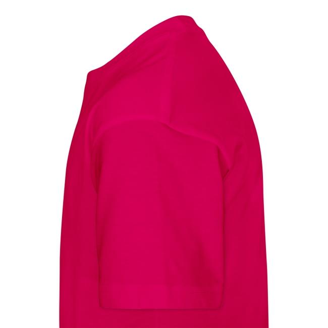 T-shirt herr logga rosa/svart
