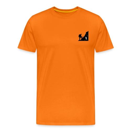 Berg Heil Short Shirt For Men - Männer Premium T-Shirt