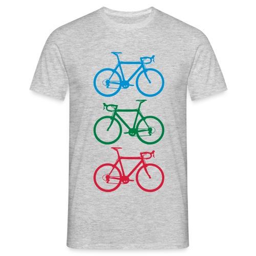 Racer colorful T-Shirts - Männer T-Shirt