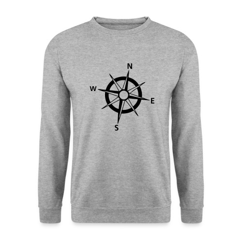 Sweat-shirt homme Kompass - Sweat-shirt Homme