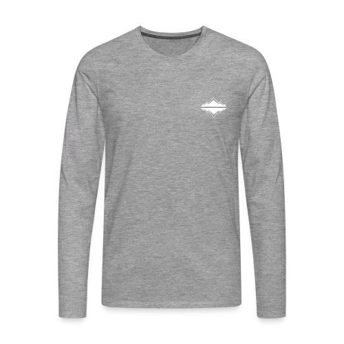 LMONT LONG SLEEVE - Männer Premium Langarmshirt