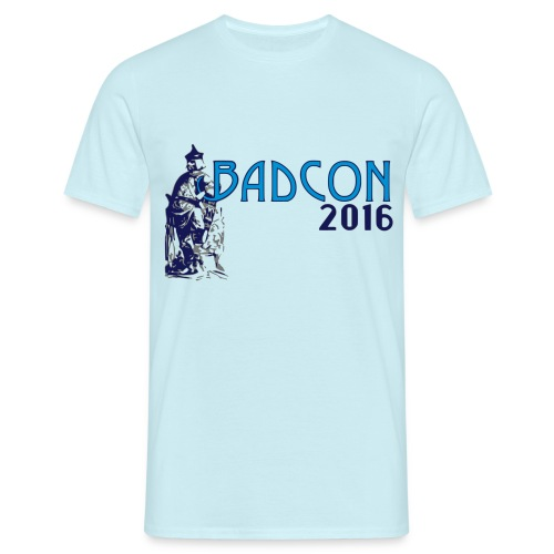 BADCON 2016 - Men's T-Shirt