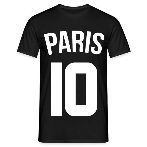 T-Shirt Paris numéro 10 - T-shirt Homme