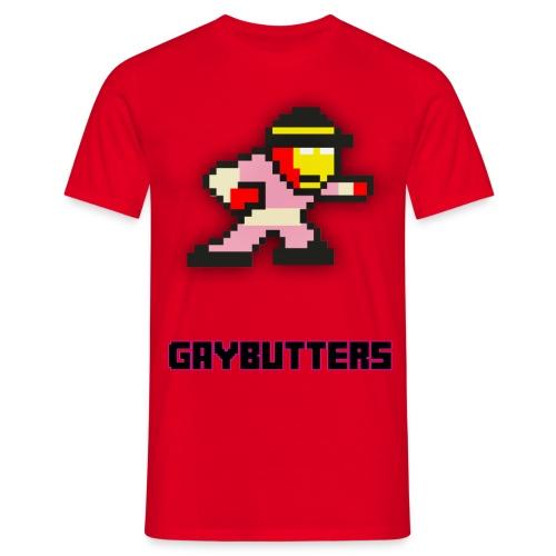 Gay Butters Pixel Shirt - Männer T-Shirt