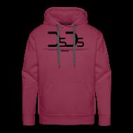 Sweat-shirts ~ Sweat-shirt à capuche Premium pour hommes ~ SWEAT 2015 PLEIN