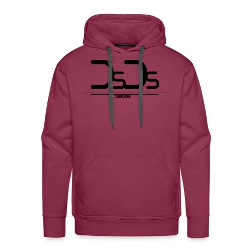 SWEAT 2015 PLEIN - Sweat-shirt à capuche Premium pour hommes