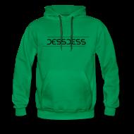 Sweat-shirts ~ Sweat-shirt à capuche Premium pour hommes ~ SWEAT 2015 2 BANDES