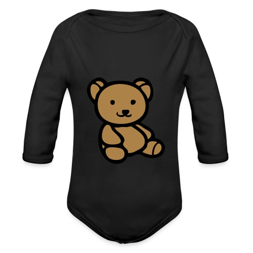 Body For Baby  - Body bébé bio manches longues