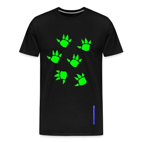 King of Tokyo  - Men's Premium T-Shirt