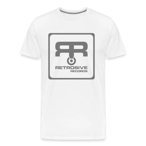 Retrosive Records Shirt 01 - Männer Premium T-Shirt