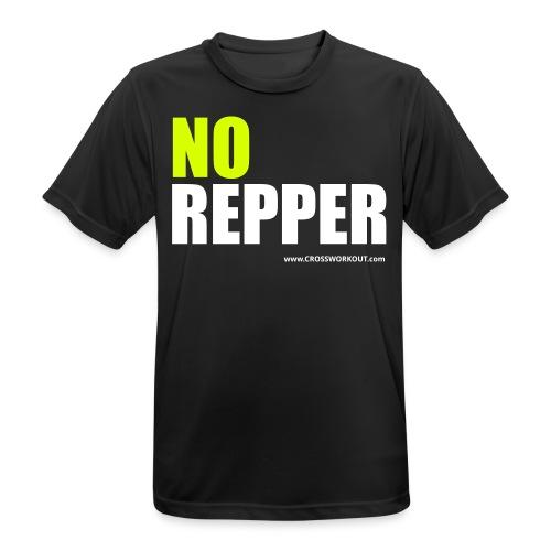 Funktionsshirt Herren NoRepper - Männer T-Shirt atmungsaktiv