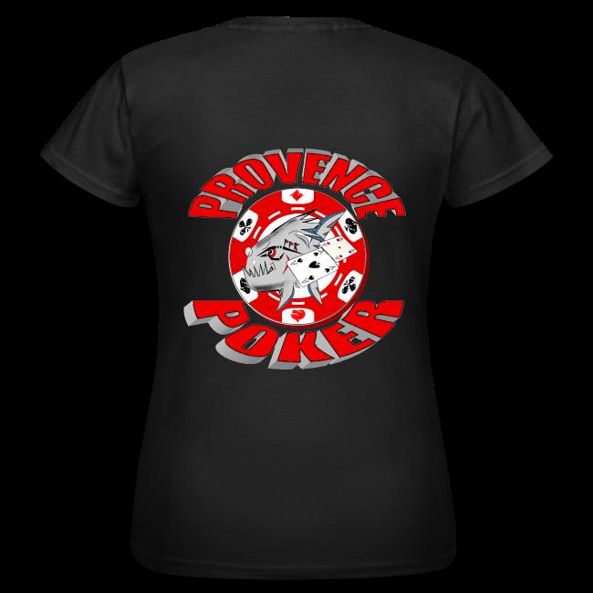 T-Shirt Team PPK Femme