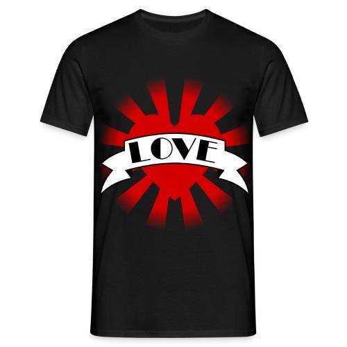 #Love - Männer T-Shirt
