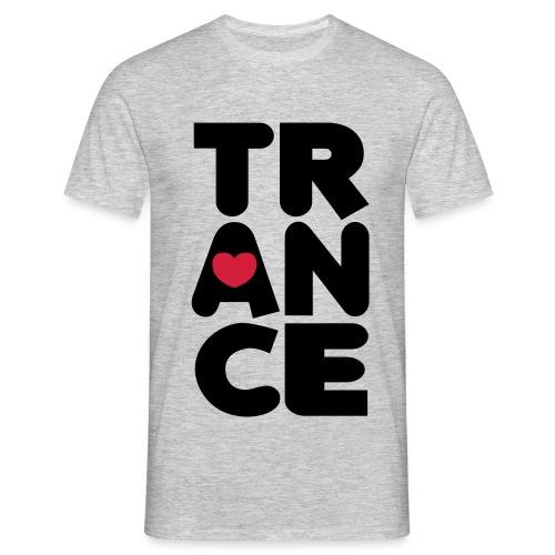 trance - Men's T-Shirt