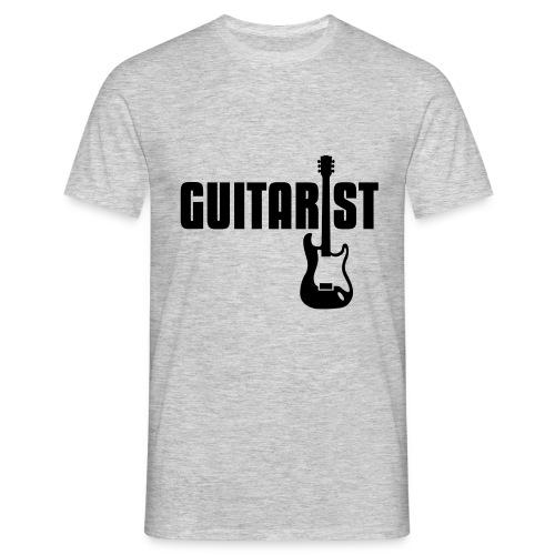 guitarist - Men's T-Shirt
