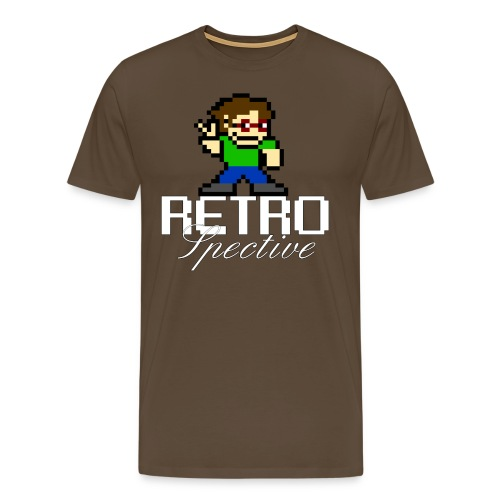 T-Shirt Premium RETROspective - T-shirt Premium Homme