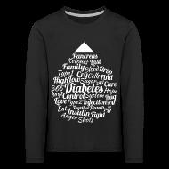 Long Sleeve Shirts ~ Kids' Premium Longsleeve Shirt ~ DRIP DROP