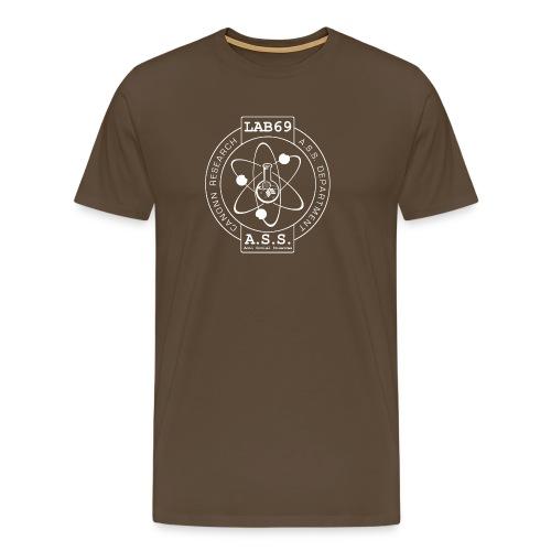 Lab 69 Tee in Anti Social Kaki - Men's Premium T-Shirt