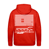 Sweaters ~ Mannen Premium hoodie ~ Productnummer 103979572