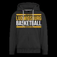 Pullover & Hoodies ~ Männer Premium Kapuzenjacke ~ Ludwigsburg Basketball Barock Pirates Hoodie