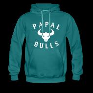 Hoodies & Sweatshirts ~ Men's Premium Hoodie ~ PAPAL BULLS