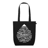Bags & Backpacks ~ EarthPositive Tote Bag ~ Drip Drop