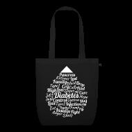 Bags & Backpacks ~ EarthPositive Tote Bag ~ Drip Drop