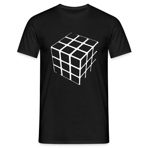 Würfel T-Shirt - Männer T-Shirt
