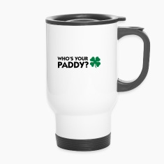 Who s your Paddy? Mugs & Drinkware