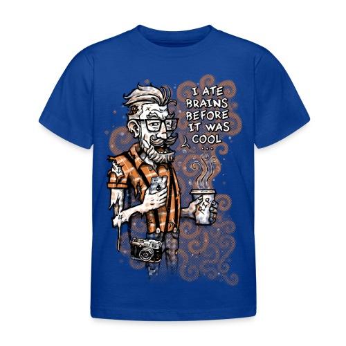 Zomb Hipster - Kids' T-Shirt