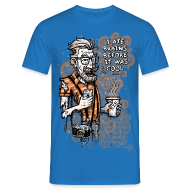 Tee shirts ~ Tee shirt Homme ~ Zomb Hipster