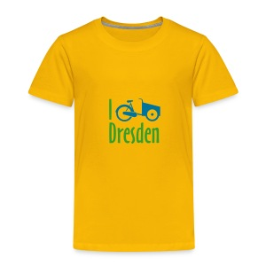 I Bike Dresden - Kinder T-Shirt klassisch - Kinder Premium T-Shirt