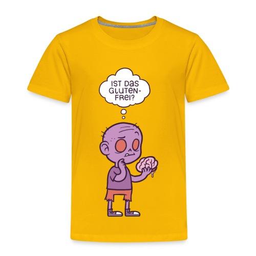 Glutenfreier Zombie - Kinder Premium T-Shirt