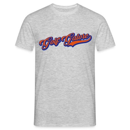 GolfGalore Vintage - Mannen T-shirt