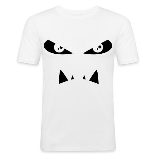 Expendable (Monstre noir) - T-shirt près du corps Homme