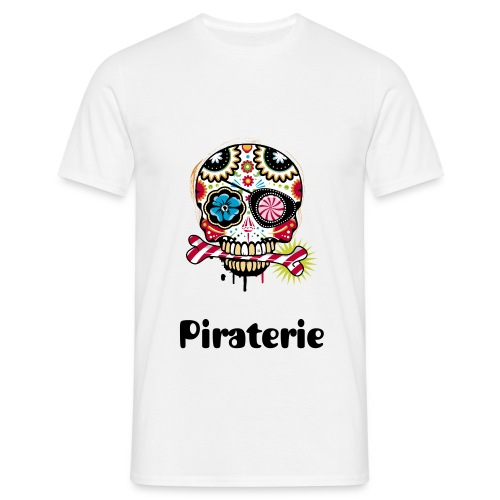 Expendable (Piraterie) - T-shirt Homme