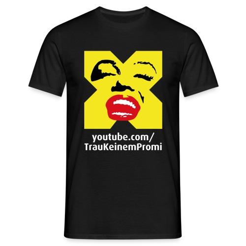 Trau keinem Promi - Männer T-Shirt
