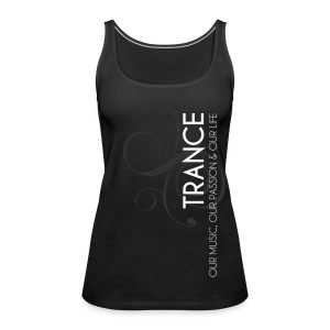 TFB | Trance - Our Music - Women's Premium Tank Top