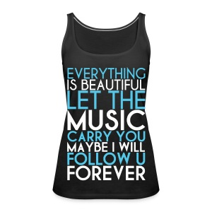 TFB | Beautiful - Women's Premium Tank Top
