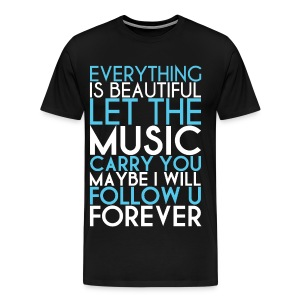 TFB | Beautiful - Men's Premium T-Shirt