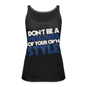 TFB | Prisoner - Women's Premium Tank Top