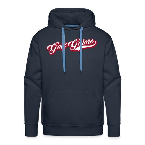 GolfGalore Vintage - Mannen Premium hoodie