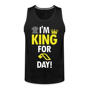 TFB | King for a day - Men's Premium Tank Top