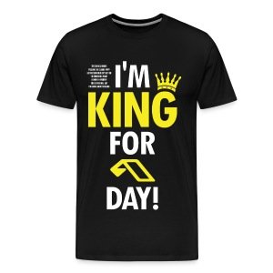 TFB | King for a day - Men's Premium T-Shirt
