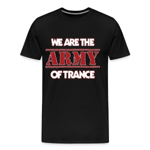 TFB | Trance Army - Men's Premium T-Shirt