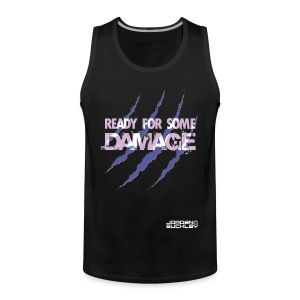 TFB | Ready for some damage - Men's Premium Tank Top