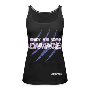 TFB | Ready for some damage - Women's Premium Tank Top