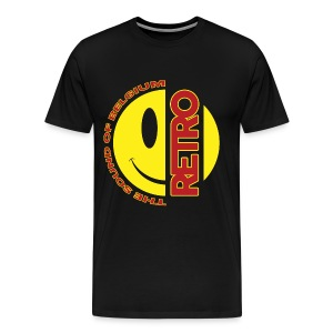 TFB | Belgium Retro - Men's Premium T-Shirt