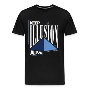 TFB | Illusion Alive - Men's Premium T-Shirt