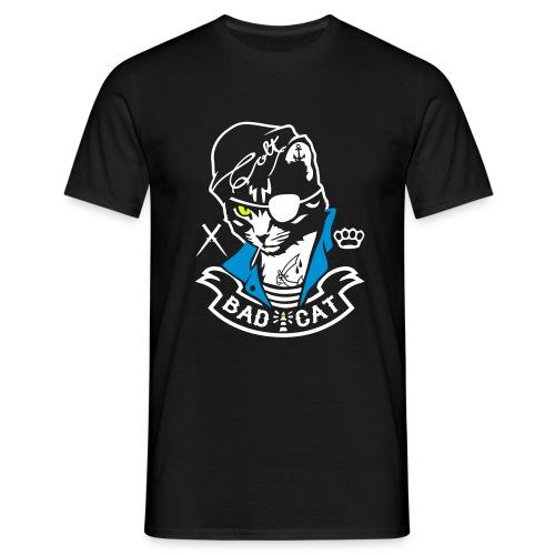 T-shirt homme Bad cat - T-shirt Homme